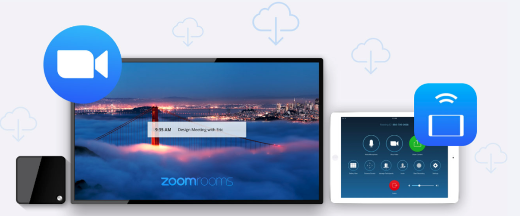 What is a Zoom Room